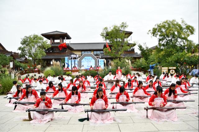西安外事学院携手多单位举办古琴大赛暨颁奖典礼