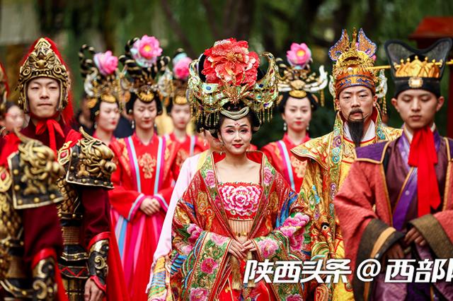 国庆中秋佳节同庆 西安华清宫多项活动精彩纷呈