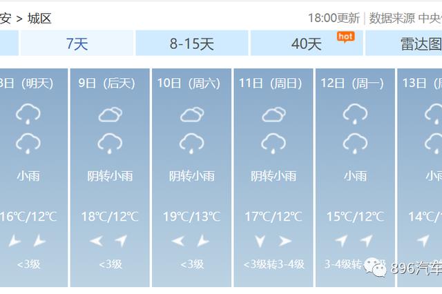 """这个国庆冷飕飕 假期过后西安会更""""潮"""""""