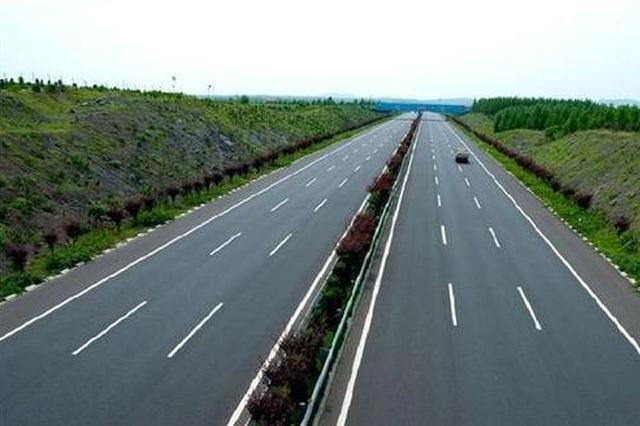 黄蒲高速洛河特大桥全线贯通 计划年底实现全线通车