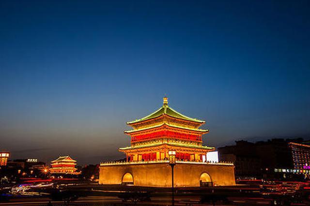 双节假期陕西多项旅游数据居全国前十 治安大局平稳