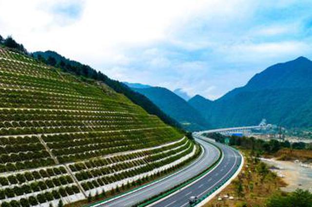 陕西太凤高速即将通车 日前已完成交工验收