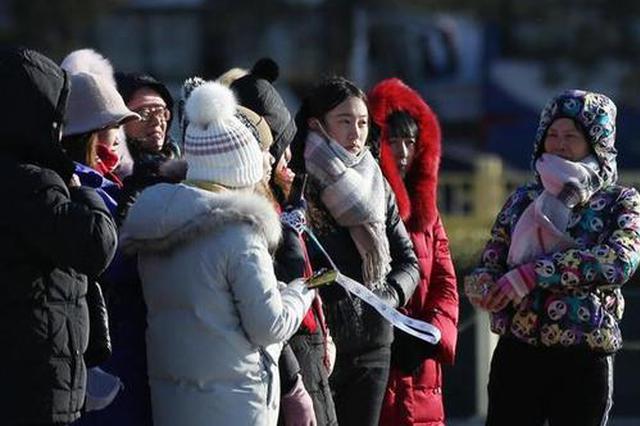 榆林、延安、咸阳局地地面温度将降至0℃以下