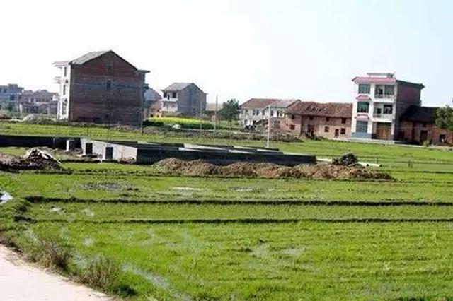 陕西省深入开展农村乱占耕地建房问题摸排