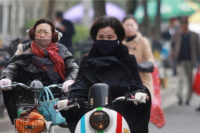 今明陕西省北部有一次大风降温天气 主要影响陕北地区