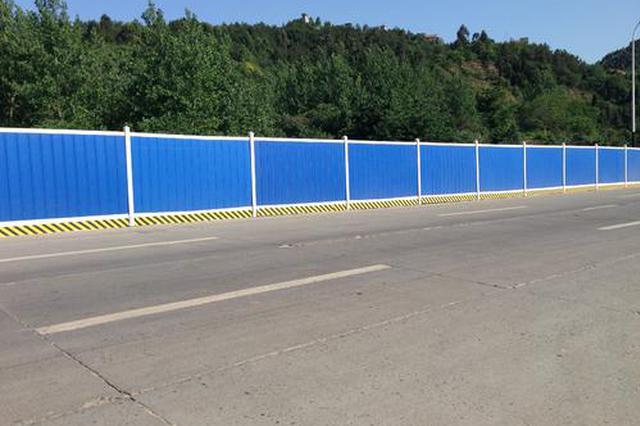 出行注意!新寺路围挡施工 42路401路临时调整