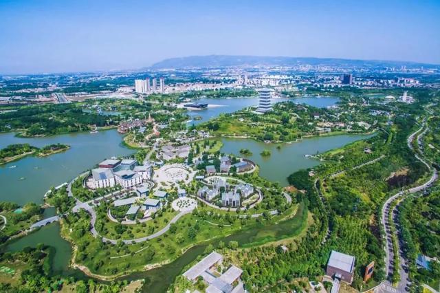 西安着力打造生态廊道 将为市民新添休闲好去处