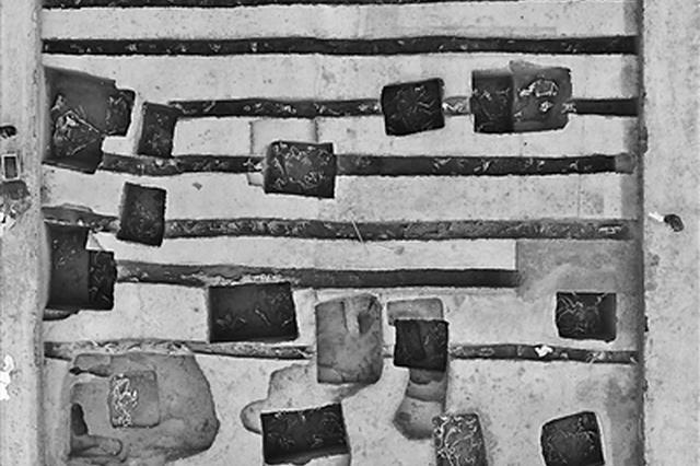 宝鸡发现秦汉时期密畤祭祀遗址 距今约2600年