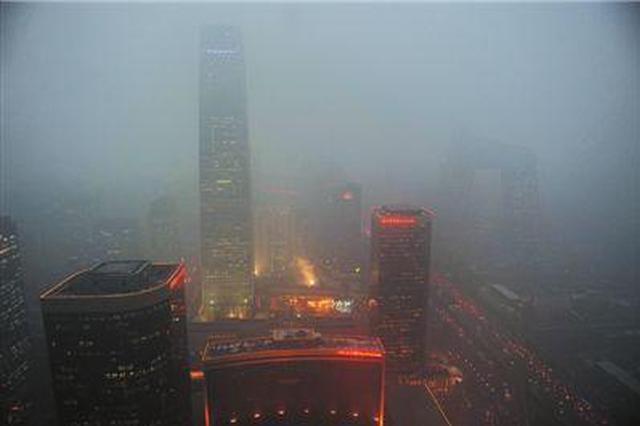 关中地区频发短时中度污染 各地市多措并举开展环境整治