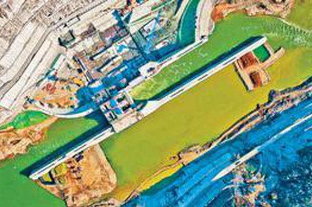 引汉济渭秦岭输水隧洞掘进96.63% 建成后1411万人