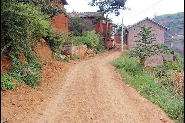 淳化县铁王镇四年投入2100余万元完成5个贫困村村