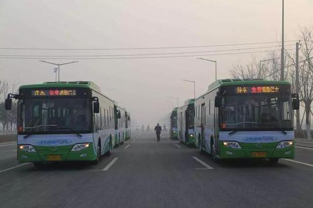西安公交冬(春)运工作拉开帷幕 部分线路将缩短行车间隔