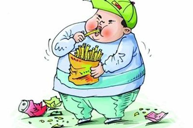 男孩贪吃零食喝饮料患上糖尿病 这六类零食别给孩子吃