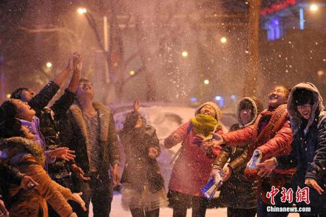 陕西省今起迎大范围雨雪 关中南部、陕南阴雨日数多