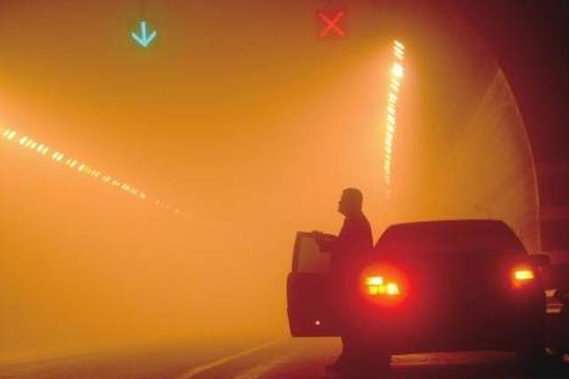 团雾来袭驾驶员怎么办?西安交警公布一批团雾多发路段