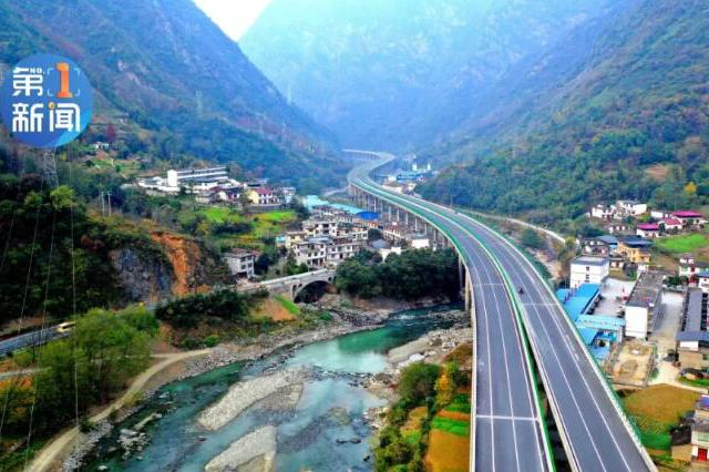 安岚高速公路将于年内通车 通车后安康到岚皋仅需30分钟