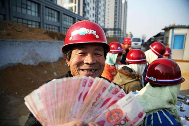 陕西开展根治欠薪冬季行动 力保农民工按时拿到工资