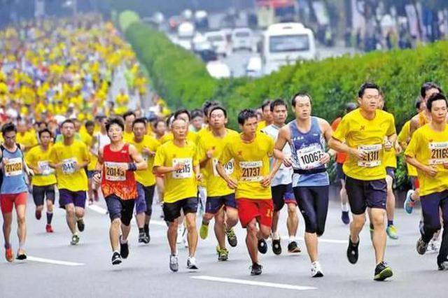 宝鸡、渭南两市将举办马拉松赛迎接新年