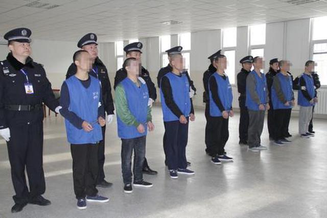 暴力催收非法拘禁 西安5人恶势力团伙受审