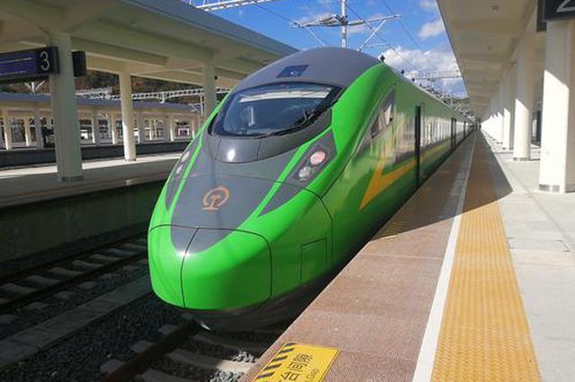 西旬绿动车车票已进入预售 陕西开行绿动车线路再增一条
