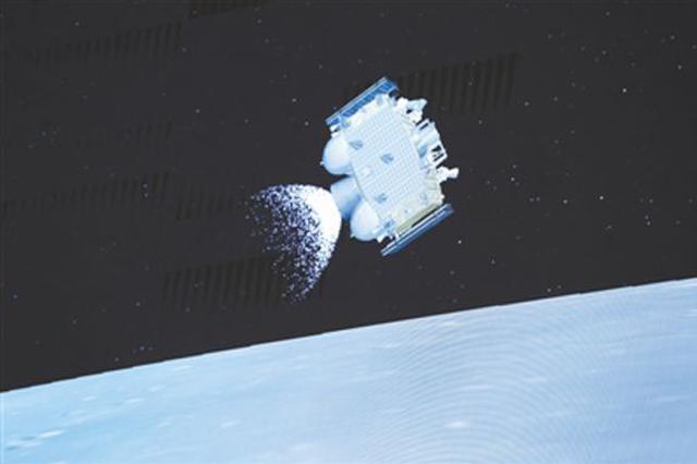 我国首次实现地外天体起飞 陕西助力嫦娥五号回家