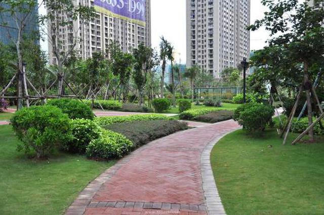 陕西城市建成区绿地率达35.71% 获住建部充分肯定