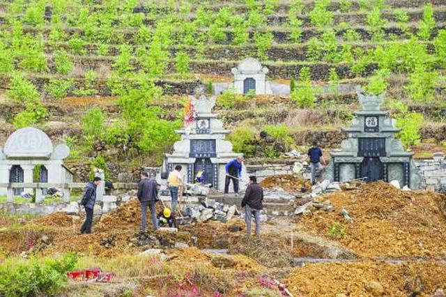 全国职业技能竞赛陕西省公墓管理员获佳绩