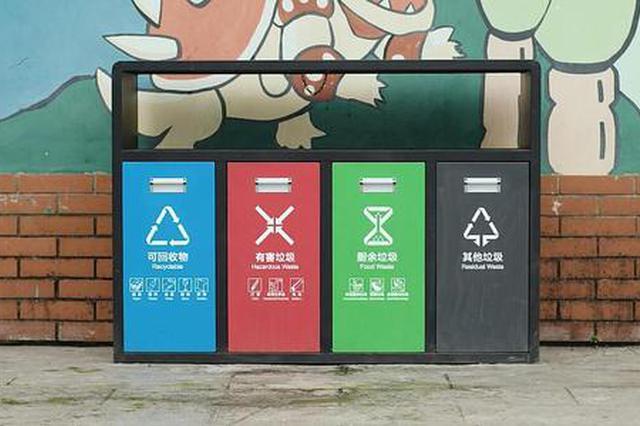 西安通报12起垃圾分类违法典型案例 行政处罚1.93万元