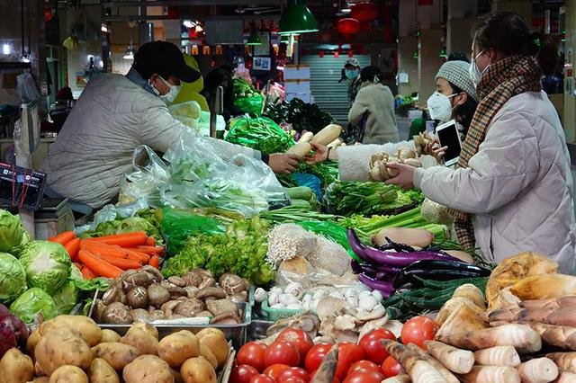 省商务厅:春节前后适时投放储备蔬菜和冻猪肉