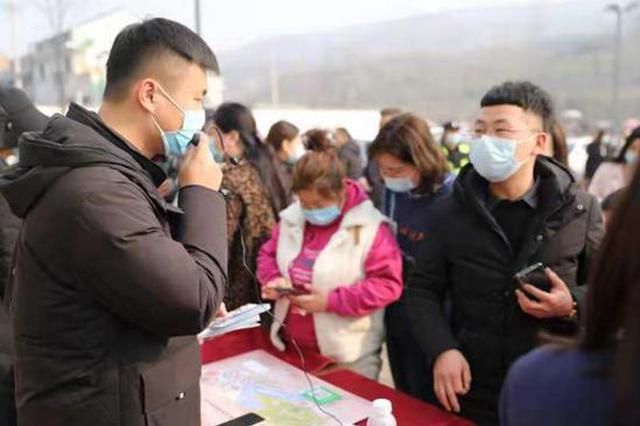陕西白鹿原影视城:单循环模式游览路线 确保疫情防控安全有序