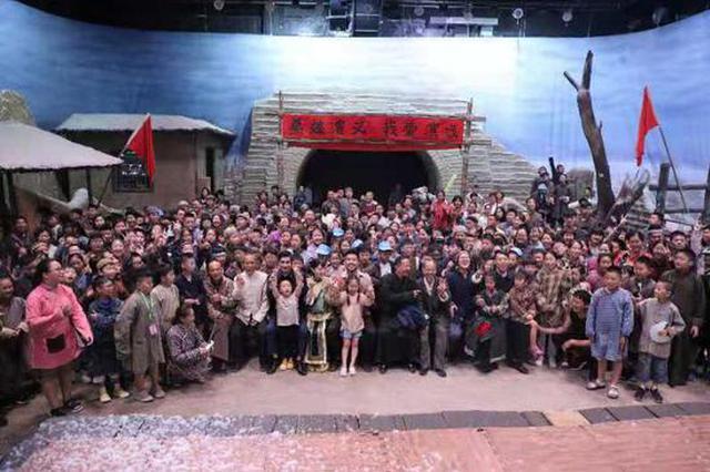 2021版·《白鹿原·黑娃演义》盛大启幕!