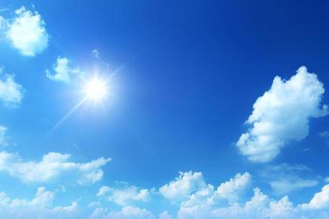 近日西安天气以晴到多云为主 24日陕北有雨夹雪