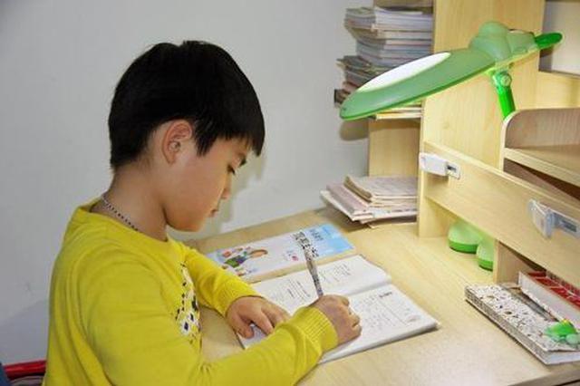 陕西:小学一二年级不布置书面家庭作业