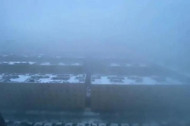 能见度小于200米!陕西多地大雾弥漫,高速封闭