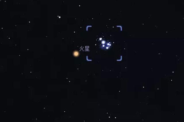 灶神星冲日 双星伴月 3月将上演多个天象