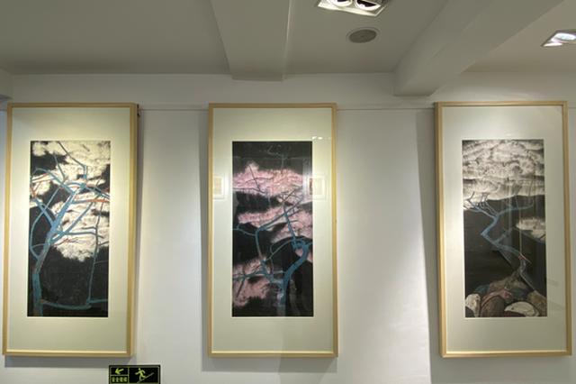 長安·春曉——第二屆谷風半山青年國畫邀請展開展