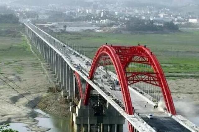 安康將開工新建關廟漢江大橋 加快包茂高速安康北機場立交建設