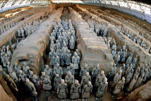 秦始皇陵保護范圍內禁止修建與秦始皇陵有關的人造景點