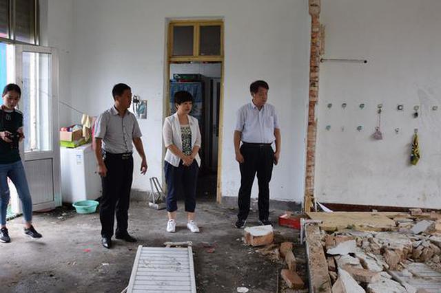 村民蓋房造成鄰居房屋開裂 鎮政府:已暫停其房屋修建