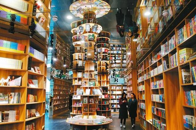 """新开数量全国第二!西安书店""""群像""""太有看点"""