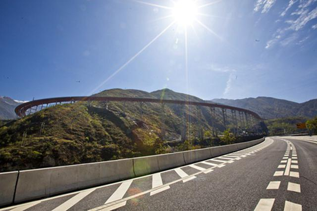 全长125.8公里 京昆高速蒲城至涝峪段改扩建工程开工