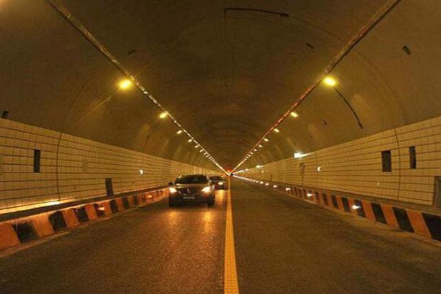 4月11日起西安金花隧道亮化照明改造施工