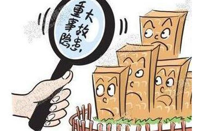 陕西省对27项安全生产重大事故隐患进行挂牌督办