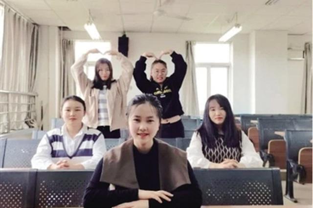 渭南师范学院一宿舍五名女生全部成功考研