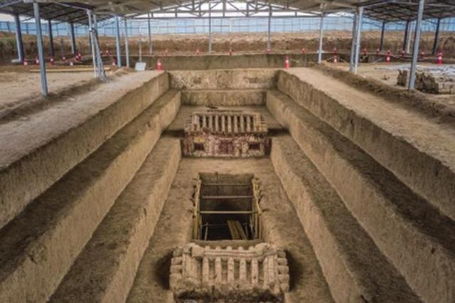 西安少陵原十六国大墓:拨开历史的厚土 揭秘民族融合的故事