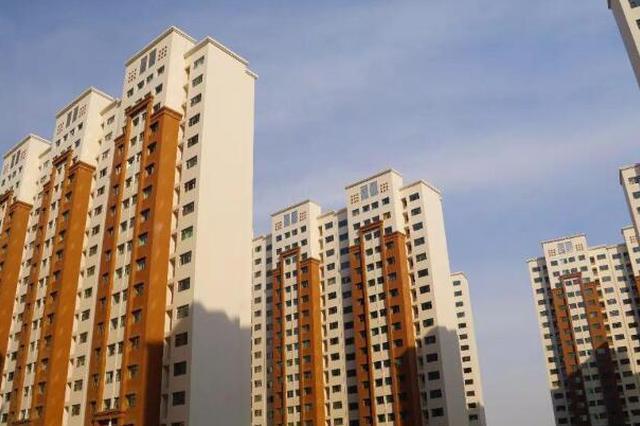 滹沱村等3个公共租赁住房小区4月20日起办理入住手续