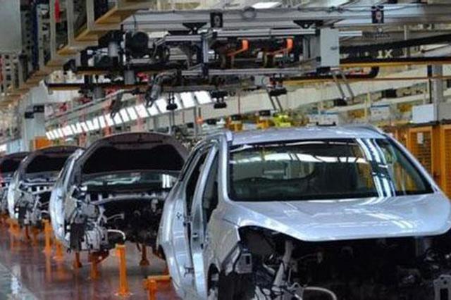 陕西汽车产量同比增长61.6%