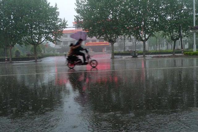 西安将有一次降水天气过程