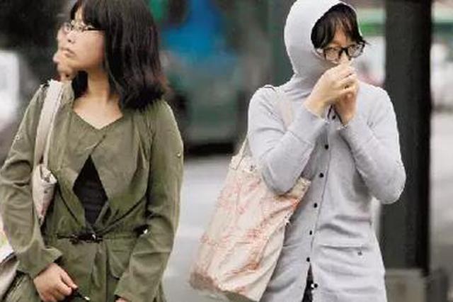 西安近期气温起伏较大 注意及时增减衣物