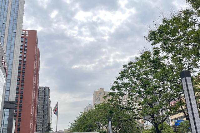 本周雨雨雨!明起陕西多地日平均气温下降4~6℃